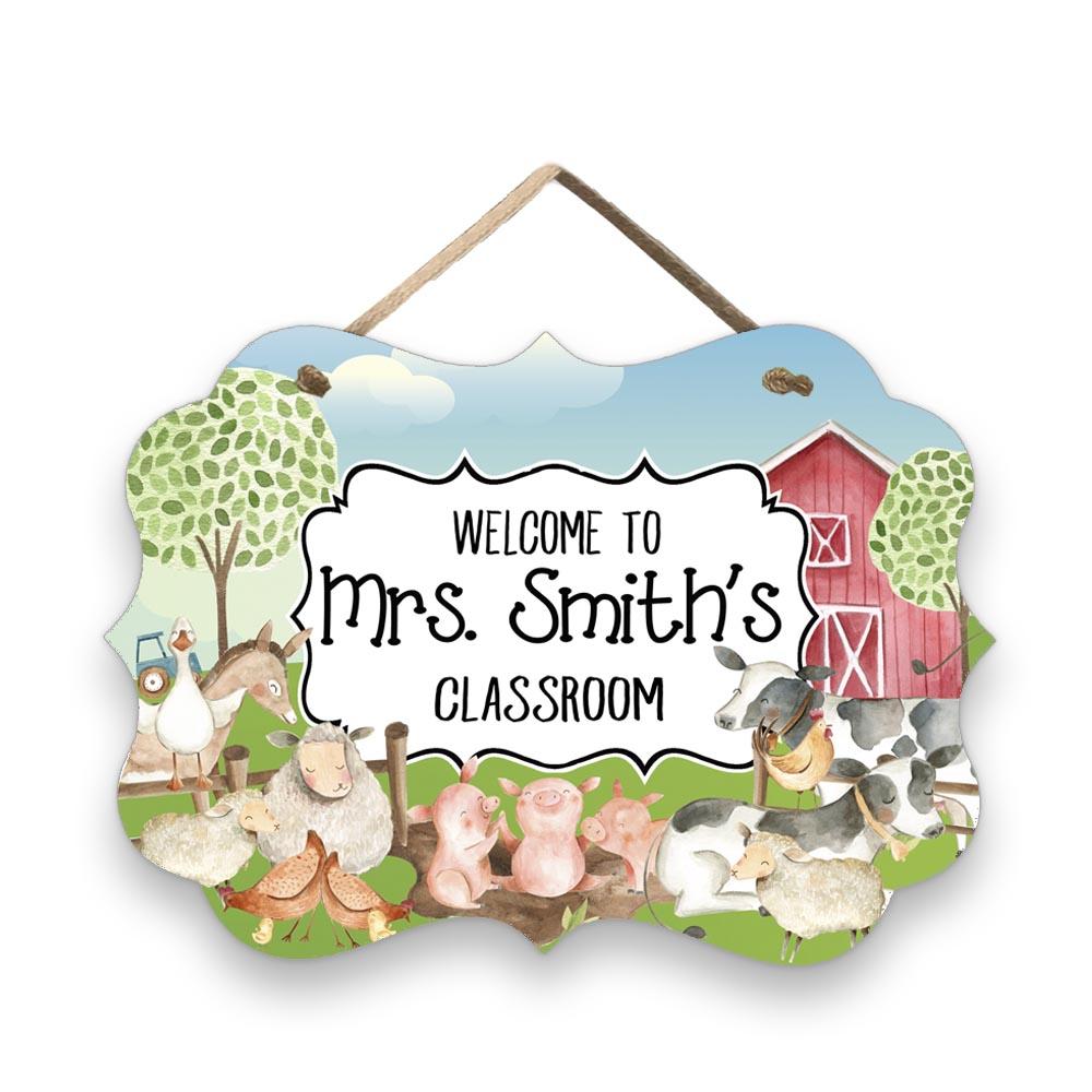 ClassroomBarnYard