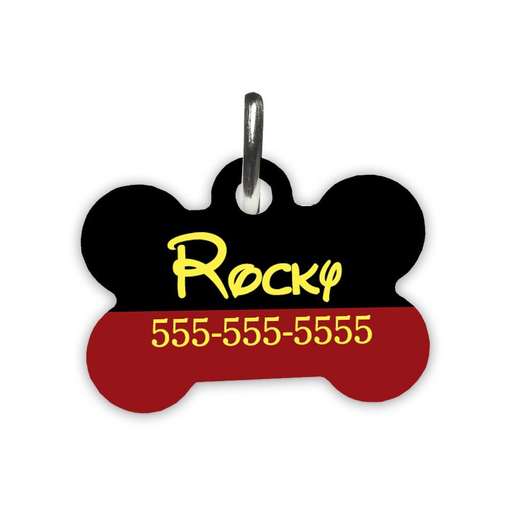 Disney-Pet-ID-tag