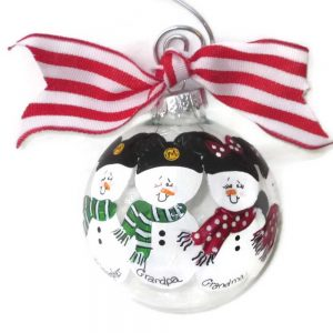 disney family ornament