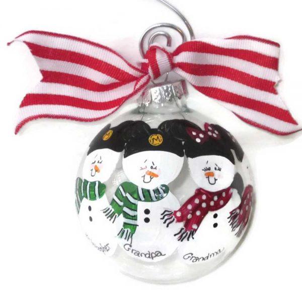 disney family ornament