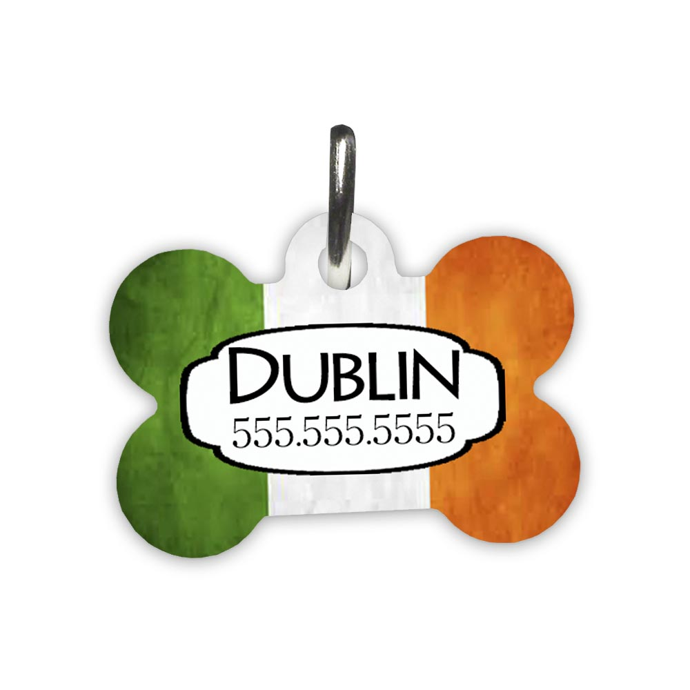 Irish-flag-pet-id-tag