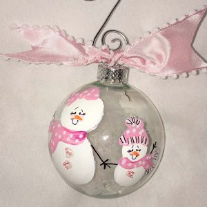 Sisters Ornament