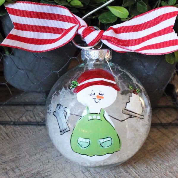 Hostess Ornament
