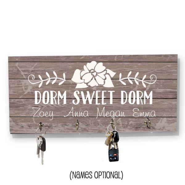 dorm room key rack
