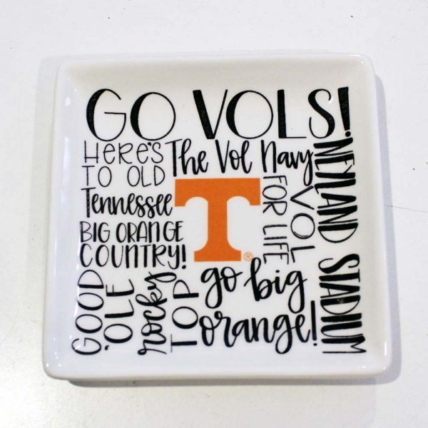 university of tennessee tray