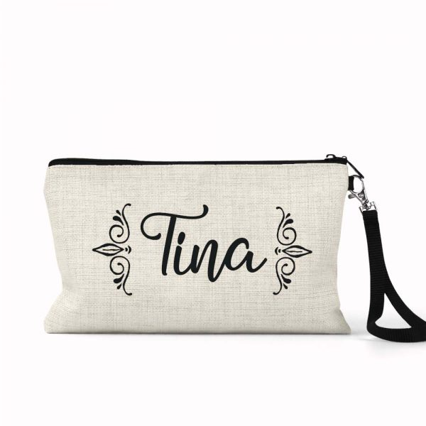 cosmetic tennis bag