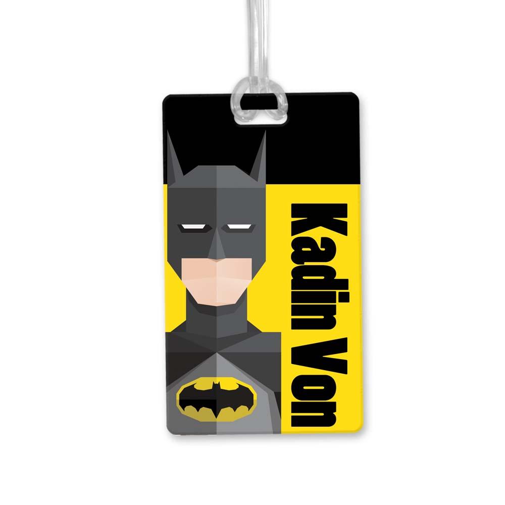 BatmanBagTag