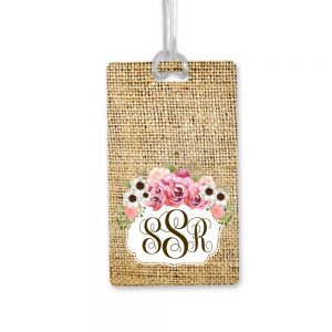 luggage tag for women