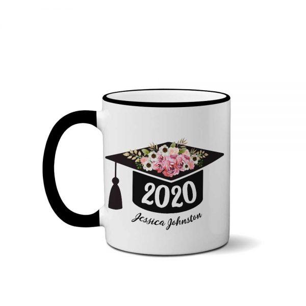 personalized graduation mug