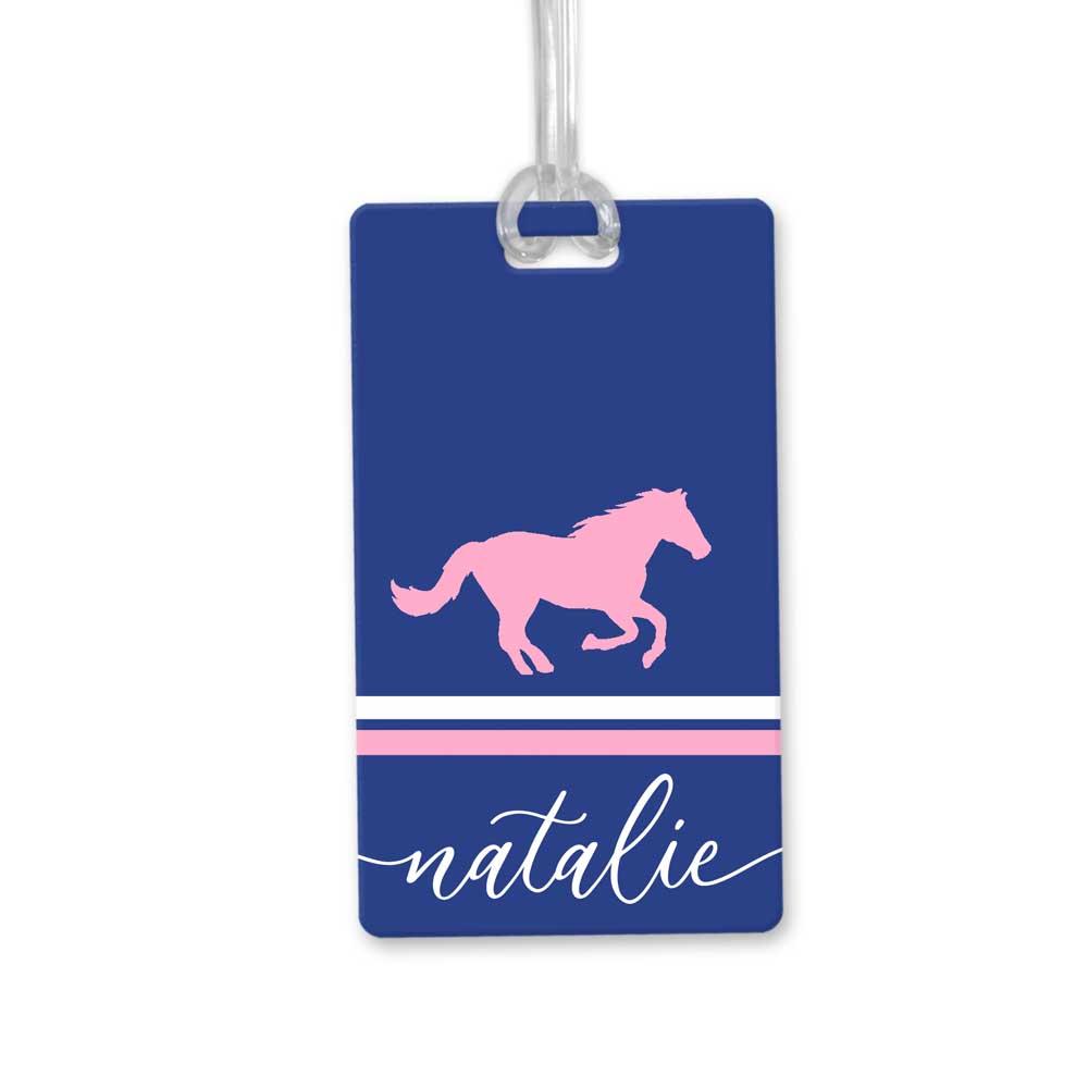 Horse_Luggage_Tag