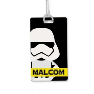 star wars bag tag