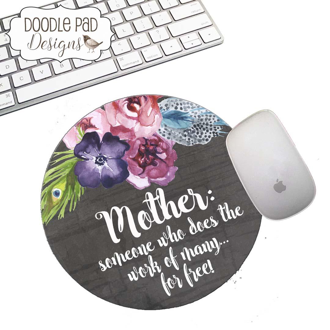 Boho-Mom