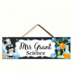 Science Classroom Decor